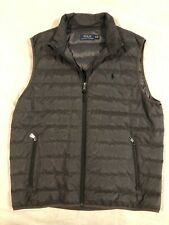 Mens Polo Ralph Lauren Down Vest Gilet Size XL ... Like New....RRP $165