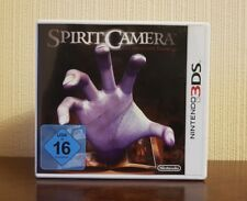 Spirit Camera: The maudit Memoir * German Version * (Nintendo 3 DS, 2012) - Très bon état