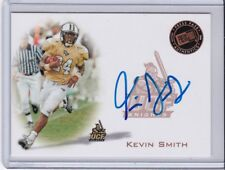 2008 PRESS PASS ON CARD AUTO KEVIN SMITH CARD #PPS-KS