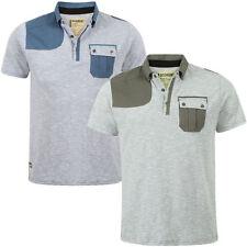 Cotton Polo Button Down Casual Shirts & Tops for Men