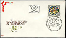 Austria 1976 Babenberg Exhibition FDC First Day Cover #C17553