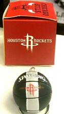 Houston Rockets Spalding NBA Basketball Team Logo Mini Keychain New.
