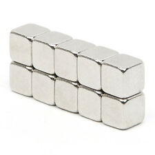 50 Strong Magnets 5 x 5 x 5mm Cube Cuboid Neodymium Rare Earth Block Magnetic