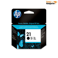 Original HP 21 Black Ink Cartridge Deskjet F375 F380 F2180 F2224 (C9351AE)