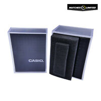 Rare Casio Watch Replacement Storage / Travel / Box + Booklet Holder+ Free P&P