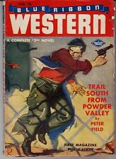 BLUE RIBBON WESTERN (FEBRUARY/1946) PETER FIELD, CLIFF CAMPBELL, ZACHARY STRONG