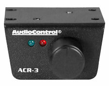 New listing AudioControl Acr-3 Remote Level Control Knob For Lc8i, Dq-61, Dqdx