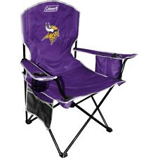 Minnesota Vikings Official NFL XL Cooler Quad Chair by Jarden 277171