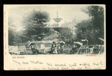 Sussex BRIGHTON Old Steine Used 1904 PPC