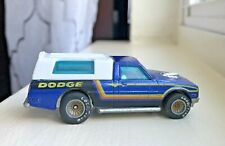 1979 Hot Wheels Dodge D50 Blue