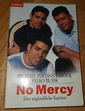 No Mercy    ++Buch über die Boy Band  ++ Eine unglaubliche Karriere