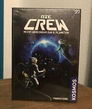 Die Crew, Kosmos, Kennerspiel des Jahres 2020 , NEU, plus EXTRA Spiel