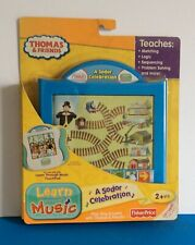 New Fisher Price Learn Through Music Thomas & Friends Cartridge
