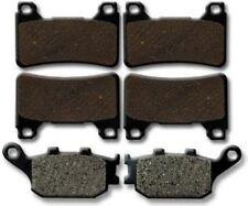 HONDA Front + Rear Brake Pads CBR 600 CBR600 RR (05-06)