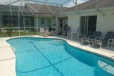 4341 Florida vacation villa rentals 3 bedroom pool home with lake view 2015