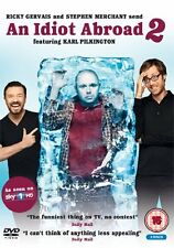 An Idiot Abroad - Season / Series 2 (R4 DVD) New / Sealed
