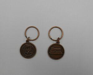 New York Yankees SGA Key Chain 2001 Hebrew National
