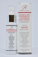 WHITEN DARK SKIN LIGHTENING BLEACH PIGMENTATION,ROSACEA,SCAR BLEACH CREAM 60ML