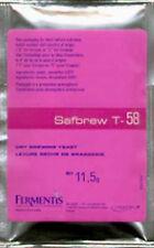 Safbrew T-58 Ale Yeast, 11.5g