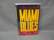 MIAMI BLUES by Charles Willeford 1984 1st/1st
