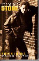 Doug Stone Faith In Me Faith In You 1995 Cassette Country Folk Rock Western