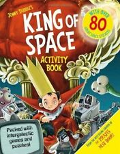 King of Space Activity Book, Jonny Duddle, New Book