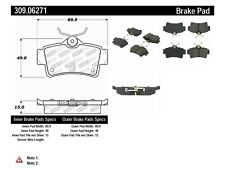 StopTech 308.08040 Street Brake Pads 5 Pack