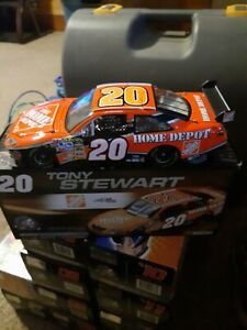 2008 tony stewart 20  the  home depot 1 24th scale diecast
