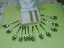 petite cuillere metal argenté