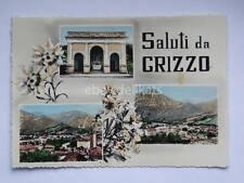 Saluti da GRIZZO vedutine Pordenone vecchia cartolina