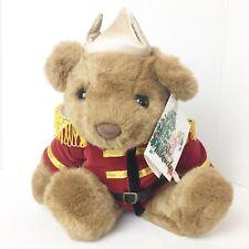 NWT Prince Bear The Nutcracker By Francesca & Family Made For Maas Bros