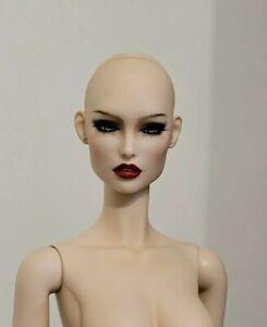 "Ficon Doll Miranda Nude Doll LE 25 Resin BJD Doll 16"" Inches"