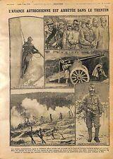 Trentino-Alto Adige/Südtirol Alpini Kaiserjäger Artillery Gas Mask  WWI 1916