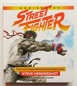 Undisputed Street Fighter Hendershot HC Capcom Dynamite Graphic Novel Comic Book