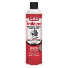 Brake Parts Cleaner, 20 oz. Aerosol, Brakleen CRC 05089