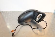 PEUGEOT 207 CC O/S DRIVER SIDE WING MIRROR (DAMAGE)