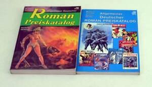Zur Auswahl: Roman Preiskatalog 1986 & 1992 Hethke