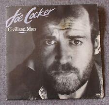 Joe Cocker, civilized man / a girl like you , SP - 45 tours