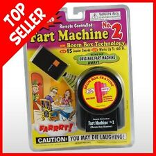 (12) Fart Machine #2 with remote - Prank Novelty Gag ~ wholesale case (1 dozen)
