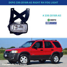 DEPO 330-2018R-AS RIGHT RH FOG LIGHT (Fits: FORD ESCAPE)