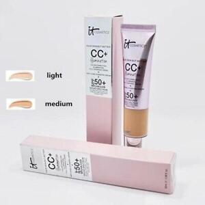 Cosmetic Face Concealer This CC Base Cream Correcteur SPF 50 40 Medium Light