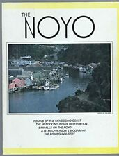 The Noyo: History at the Mouth of the Noyo River from 1852 into 1920