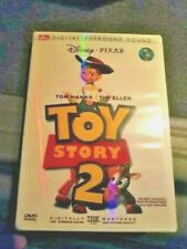 Toy Story 2 (Dvd, Digital Surround Sound Edition) Rare Hard to find