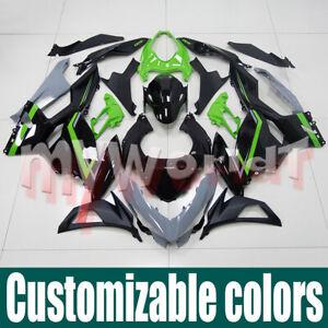 Fit For Kawasaki Ninja 400 EX400 2018-2020 Panel Set Full Fairing Bodywork Kit