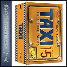 TAXI - THE COMPLETE SERIES 1 2 3 4 & 5 *BRAND NEW DVD BOXSET***