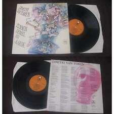 DIMITRI VAN TOREN - Tussen Hemel En Aarde LP Dutch Folk Rock 68'