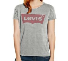 Levi's the Tee T-shirt Femme Multicolore (better Batwing Smokestack HT