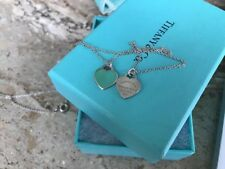 Tiffany & Co Mini Heart Necklace