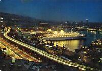 Alte Postkarte - Genova - Porto e sopraelevata