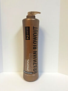 BRAZILIAN BLOWOUT ACAI ORIGINAL SMOOTHING SOLUTION STEP 2 - 34oz Liter